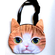 Orange Tabby Cat Bag